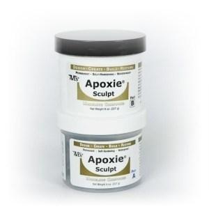 Aves Apoxie (Epoxy) Sculpt  4 oz. 1/4 lb.