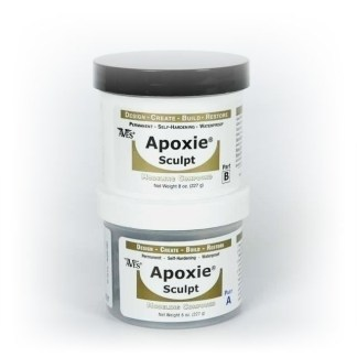 Aves Apoxie (Epoxy) Sculpt  4 oz. 1/4 lb.