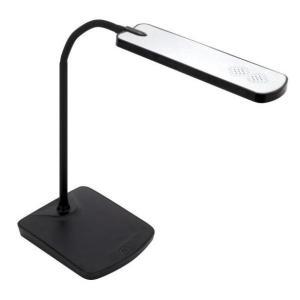 Alvin® Marbella, Silver  LED4-S w/ USB Port