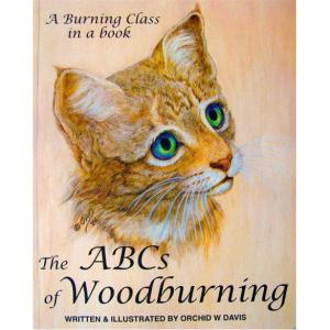 A Burning Class in a Book - The ABCs of Woodburning