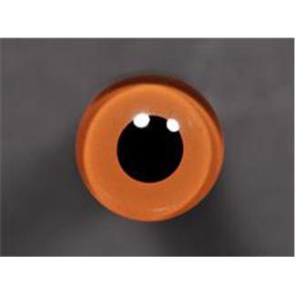 Tohickon Glass Eyes Off-Wire #112 - 06mm Hazel M/P