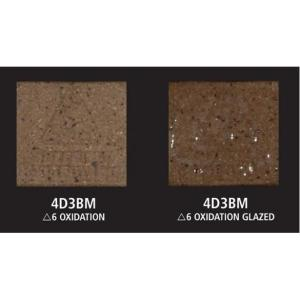4D3BM Dark Speckled Stoneware - Extra shipping charges apply
