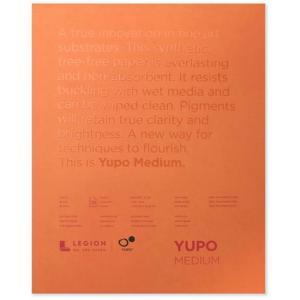 YUPO PADS 11X14 74LB WHITE 10 SHEETS