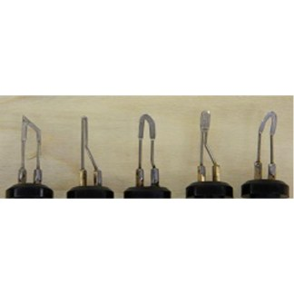 Colwood  Standard  5 ps  Replaceable Tips Set ,B, C ,D, J
