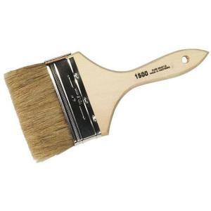 """Brush, White Chip 1"""""""