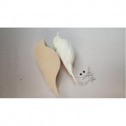 Kits, Bird Carving Bob Guge Series
