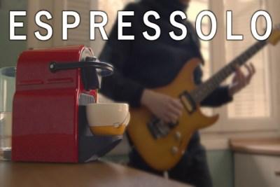 Guitar Poem #8 [Espressolo]