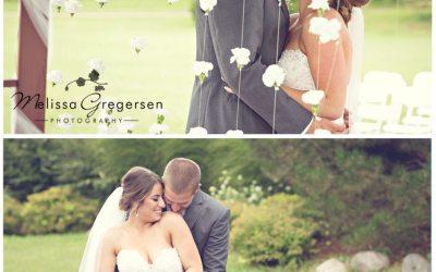 Ashley and Matt {The Silo Allegan Michigan Wedding Photographer}