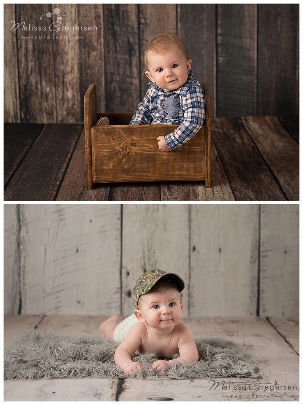 Kalamazoo Michigan baby photographer Gregersen Photography, LLC