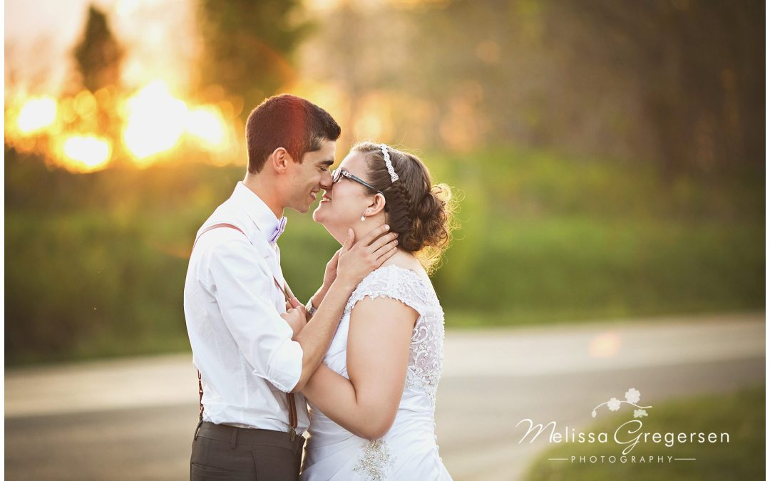 Bonnie and Alex {Grand Rapids Michigan Wedding Photographer}