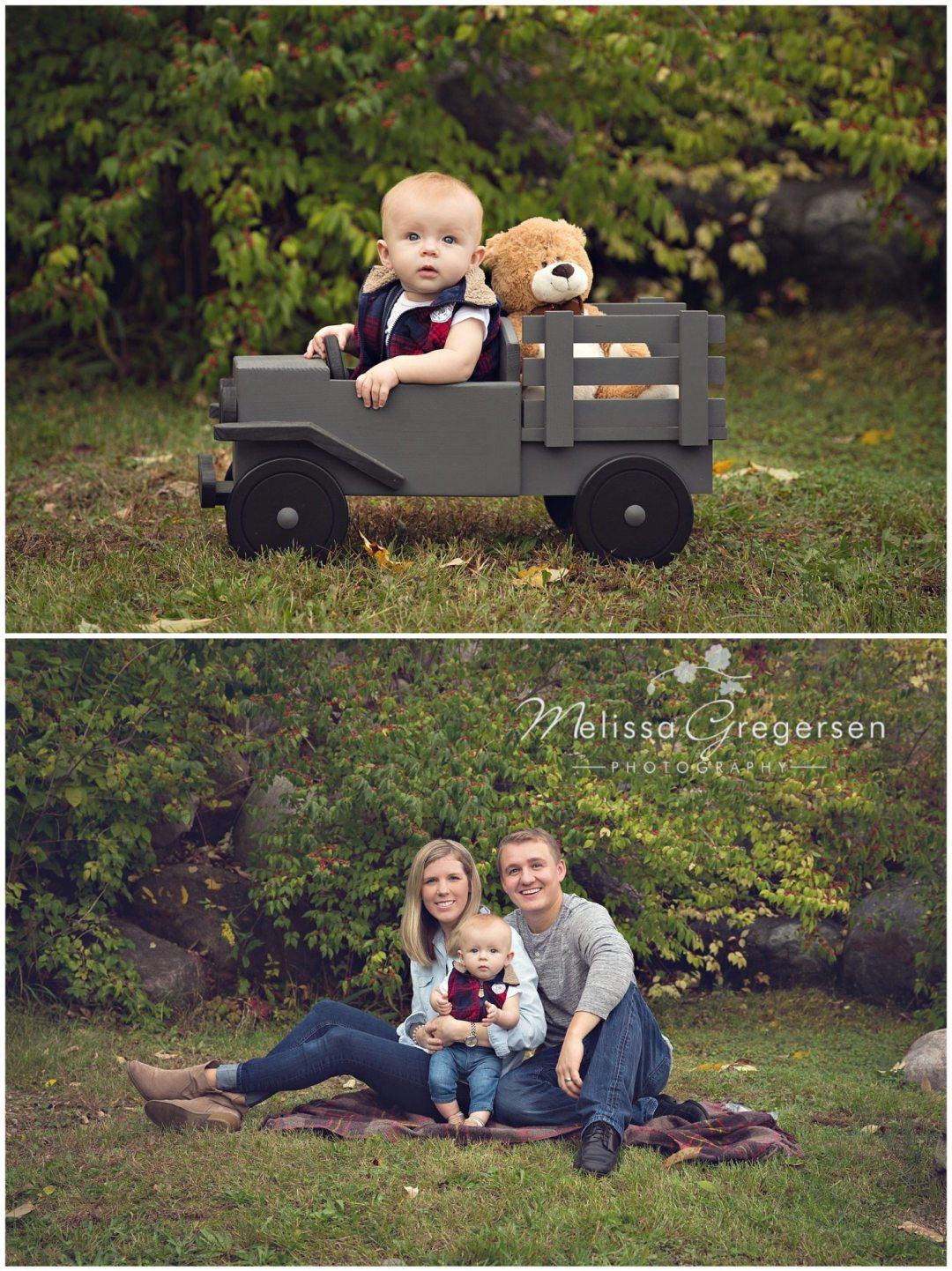 Kalamazoo Baby Photographer Gregersen Photography