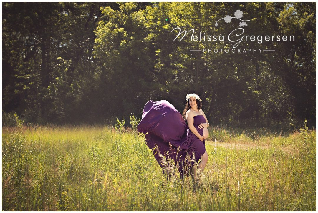 Kalamazoo Michigan Maternity Photographer Gregersen Photography