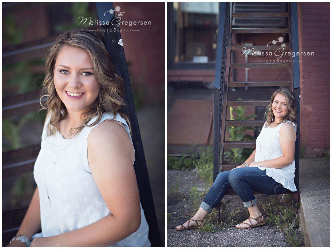 Stephanie :: South Haven Michigan High School Senior Photography Gregersen Photography