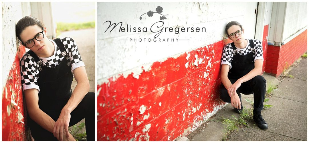Mitchell :: Kalamazoo Michigan High School Senior Photography Gregersen Photography
