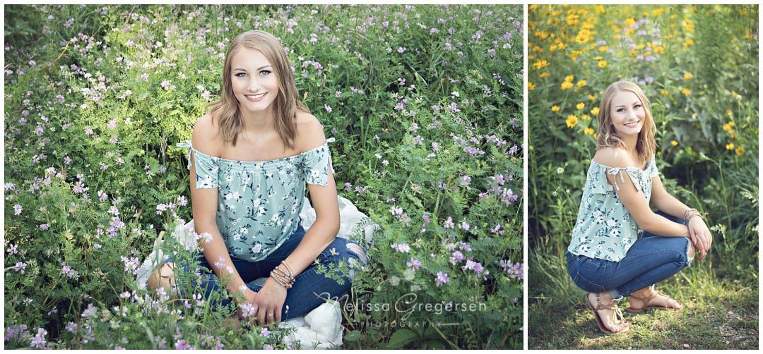 Melanie :: Kalamazoo Michigan High School Senior Photography Gregersen Photography