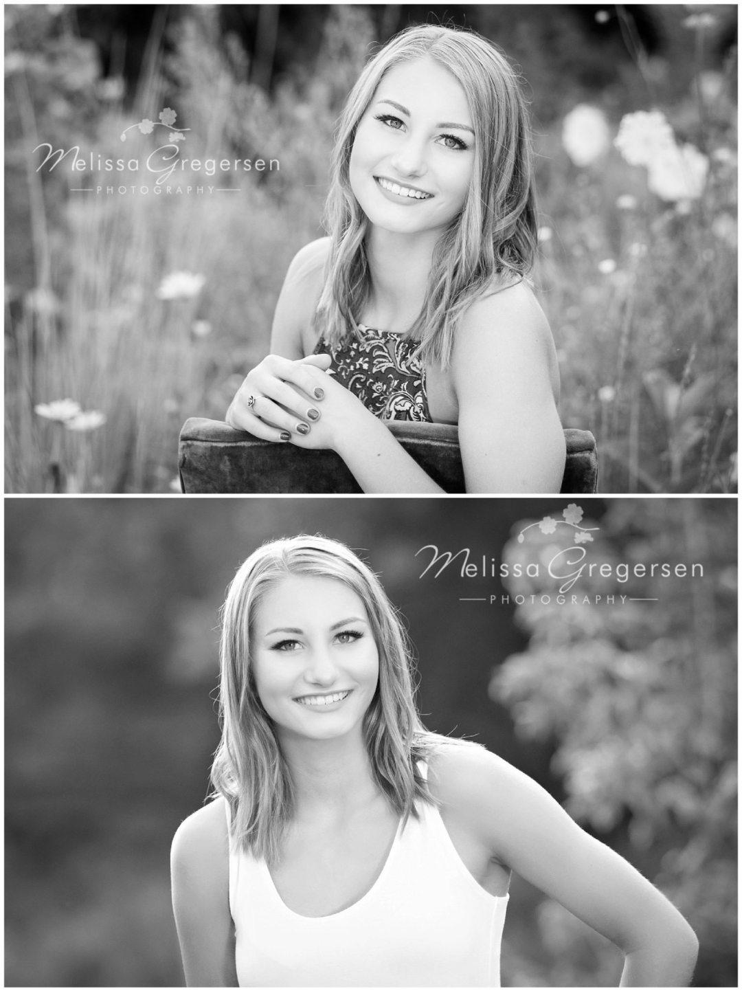 Melanie :: Kalamazoo Michigan High School Senior Photography Gregersen Photography