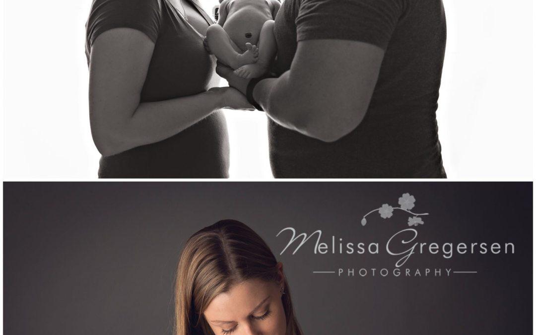 Jaida :: {Kalamazoo Michigan Newborn Baby Plan Photographer}