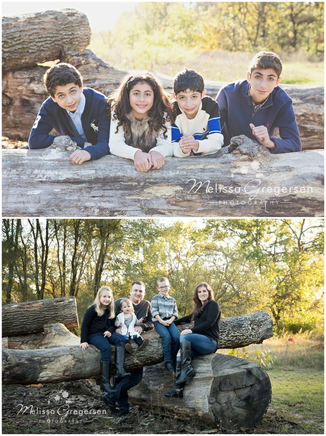 Fall Family Photography with children in Kalamazoo Michigan