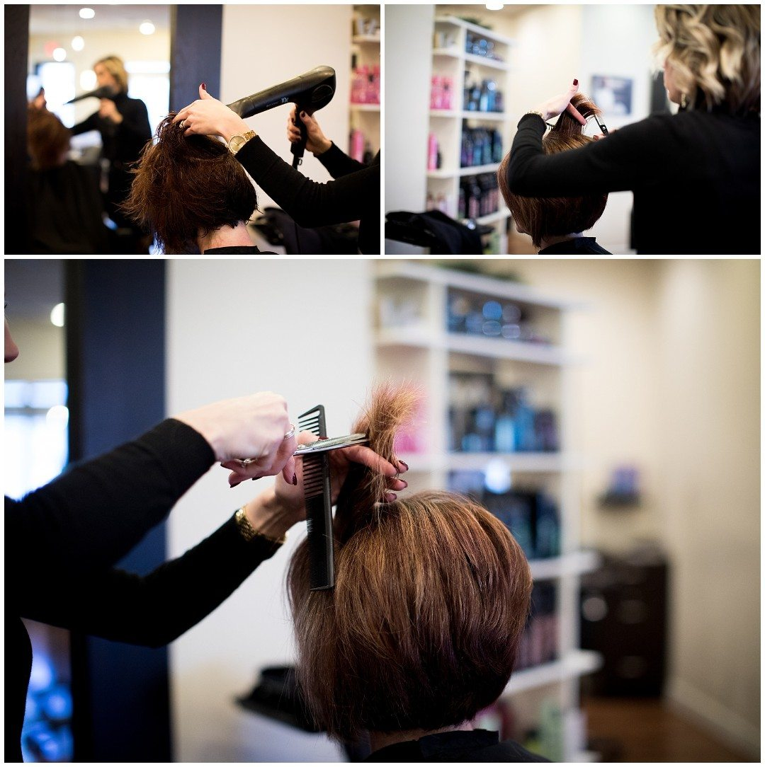 HQ Salon and Spa - Kalamazoo Small Business Feature - Gregersen Photography