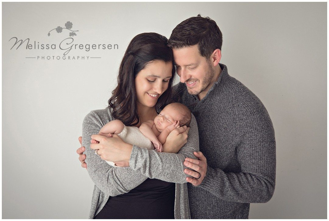 Welcome to the world sweet boy - Gregersen Photography