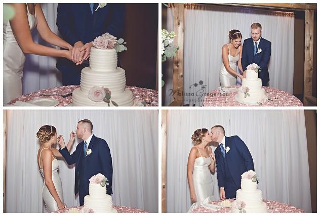 Cake shots are always fun!