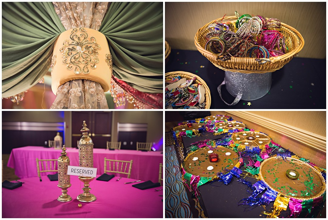 Mehndi Celebration at the Radisson in downtown Kalamazoo Michigan