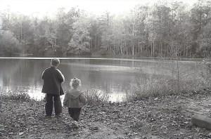 The pond circa 2006