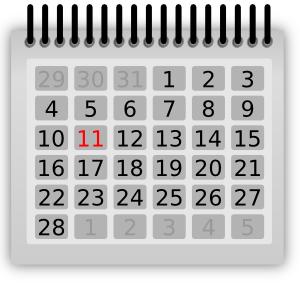 CalendarBlank