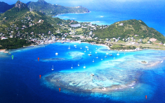Image result for Union Island harbour