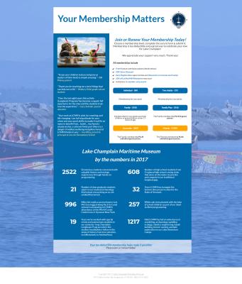 LCMM Membership Landing Page