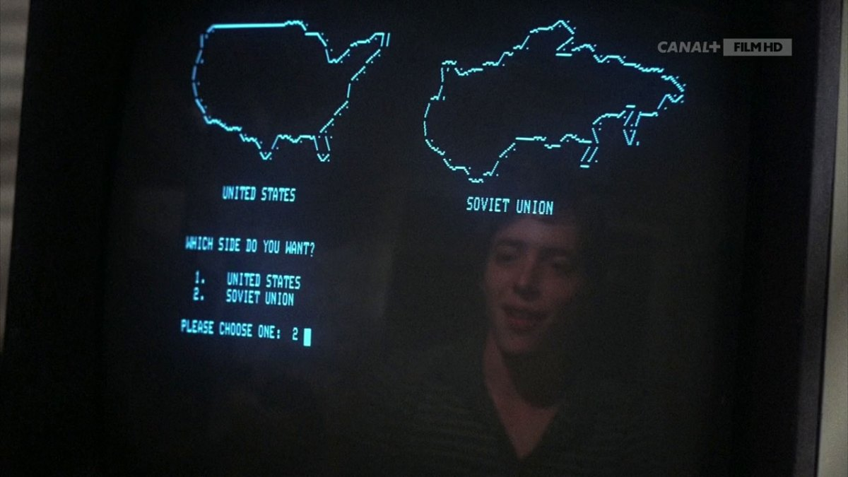 image of screen with writing