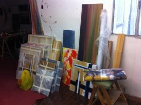 packing up the old studio greg gobel 2013