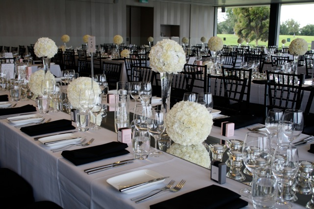 Katie Marx Wedding Flowers At Carousel Albert Park Greg