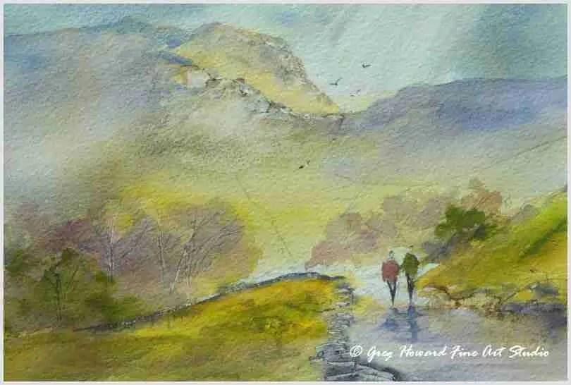 A Walk In Patterdale