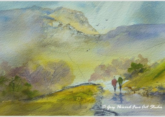 A Walk In Patterdale