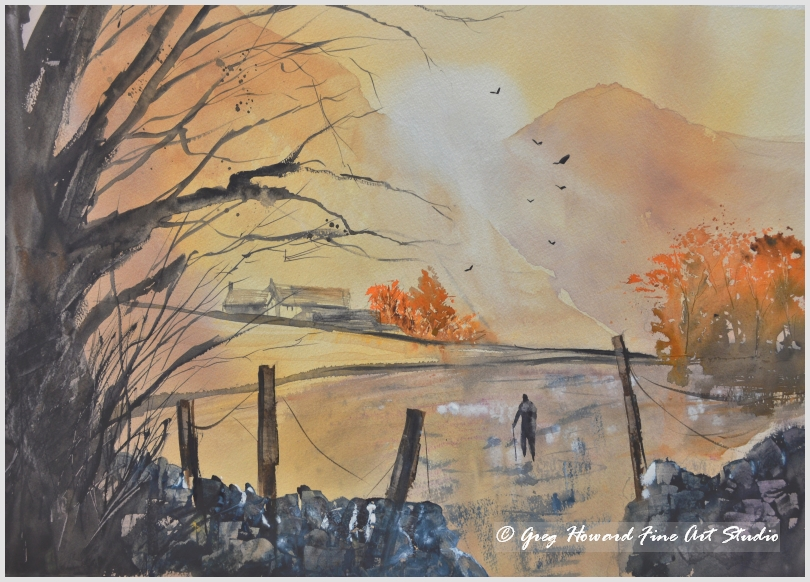 Autumn Morning In Langdale II