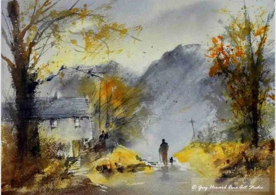 Autumn In Lakeland I