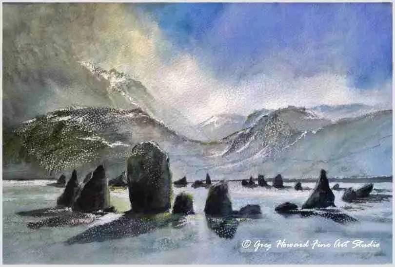 Castlerigg Stone Circle Cumbria