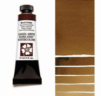 Daniel Smith Burnt Umber