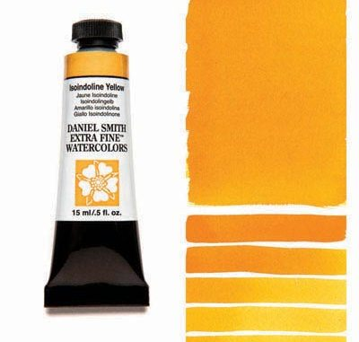 Daniel Smith Isoindoline Yellow