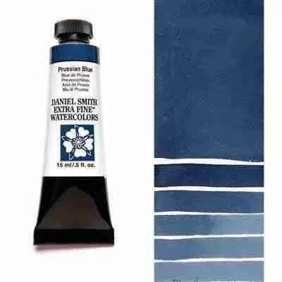 Daniel Smith Prussian Blue