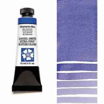Daniel Smith Ultramarine Blue