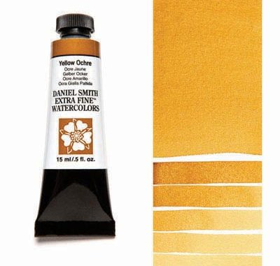 Daniel Smith Yellow Ochre