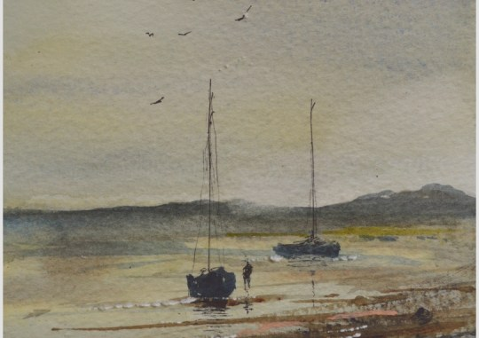 Dusk On The Estuary I