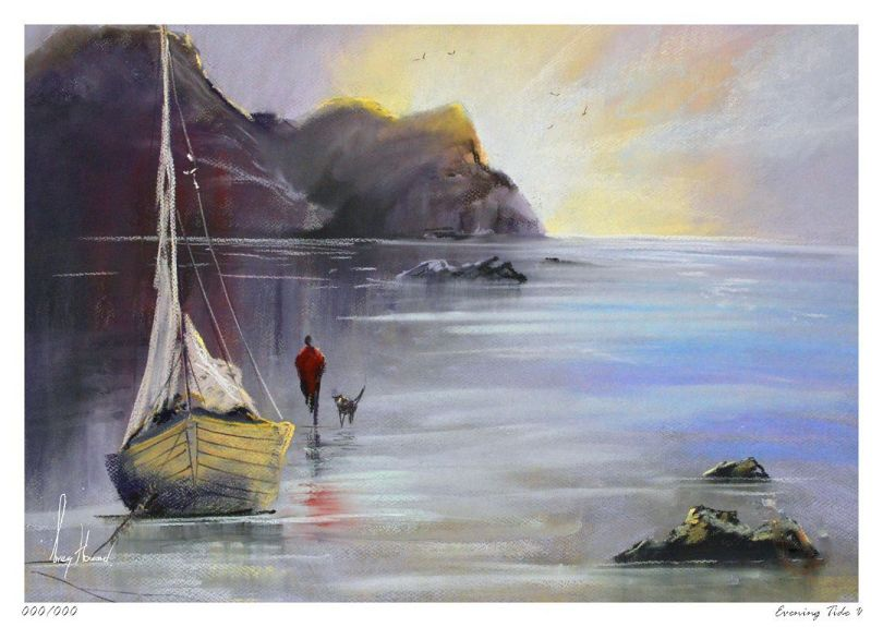 Limited Edition Print Evening Tide V