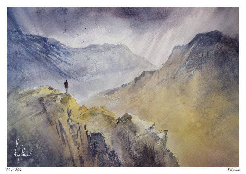 Limited Edition Print Solitude