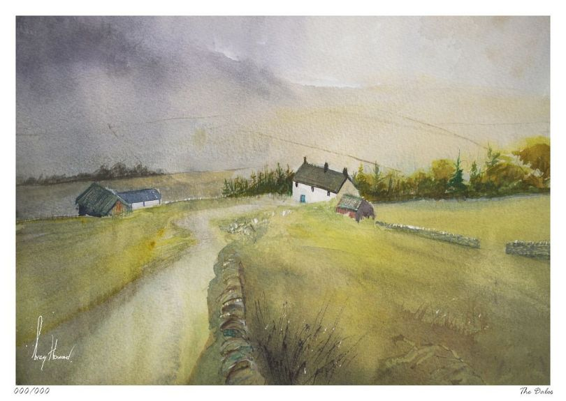 Limited Edition Print The Dales