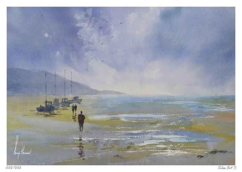 Limited Edition Print Tides Out II