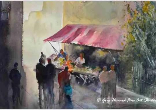 Market Day I