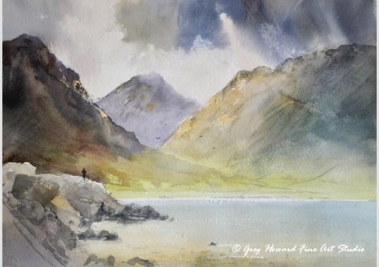 Quiet In Wasdale